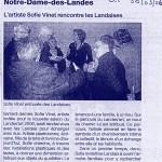 4 coupons de vie, Notre Dame des Landes, 2006