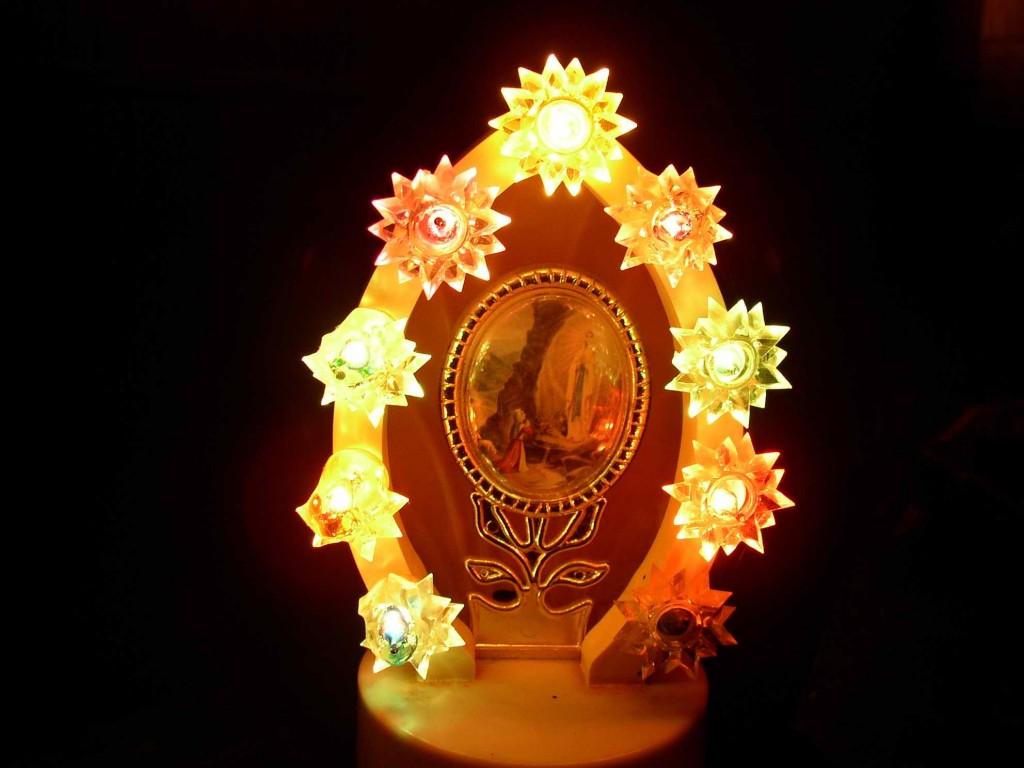 la Marie illuminée