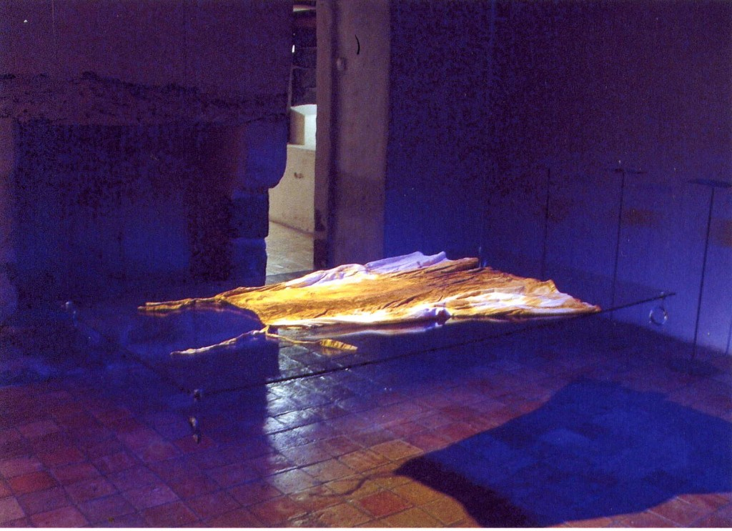 la robe JLCremet, pont-scorff 2004