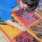 9 vers l'art aborigène d'Australie 2004