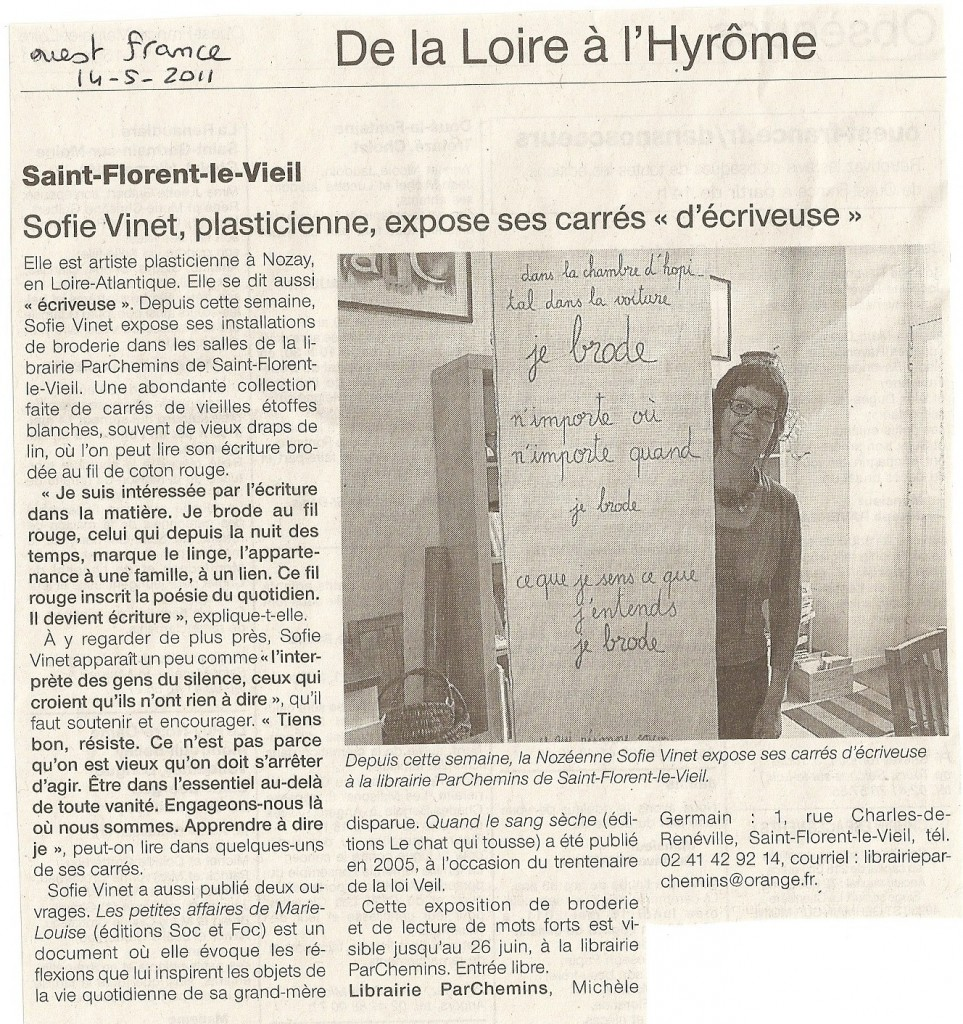 2 article st florent 2011sofie vinet
