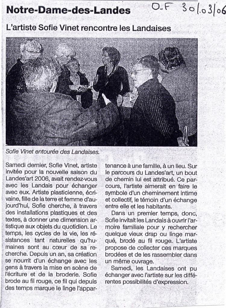 article  n°1