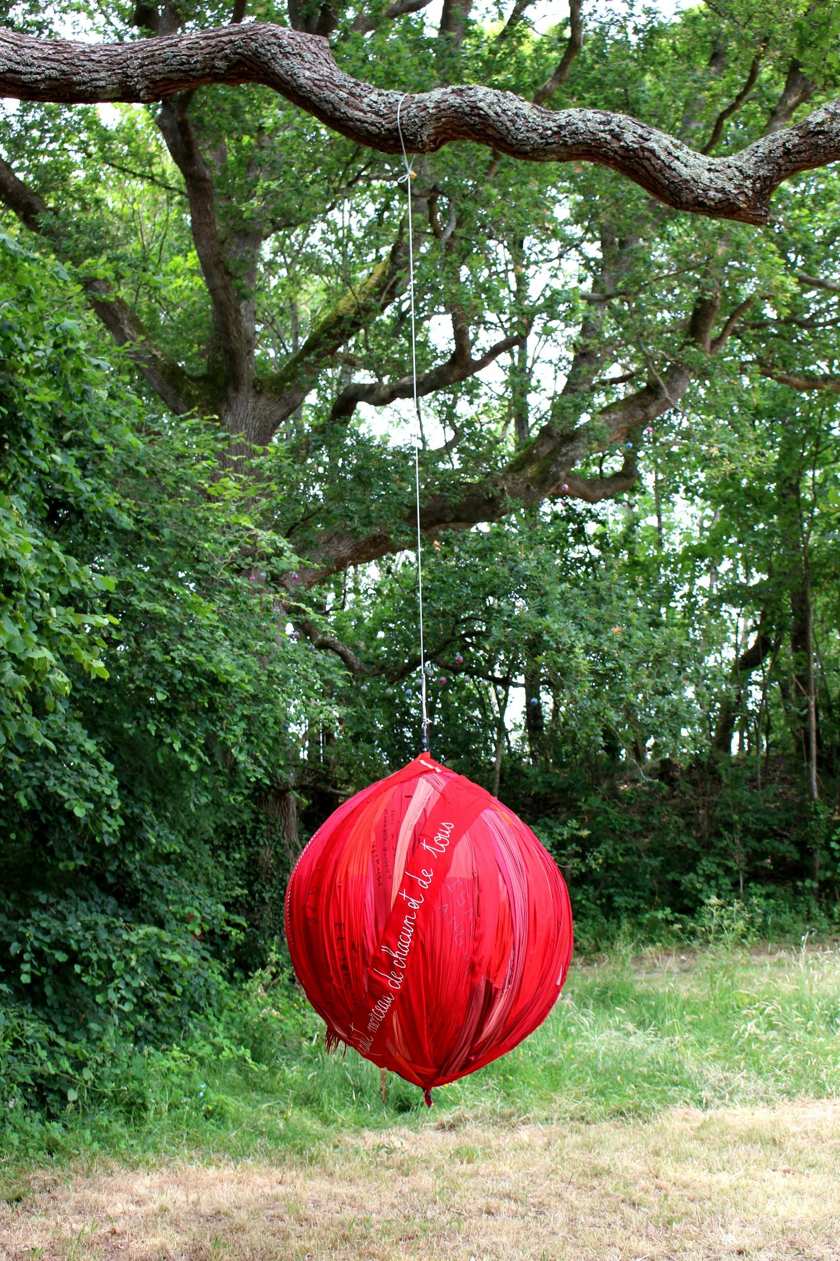 la pelote sous son chêne, 23 juin